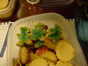 Sugar Cookies - Done!