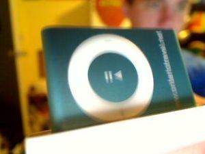 w00t! iPod!