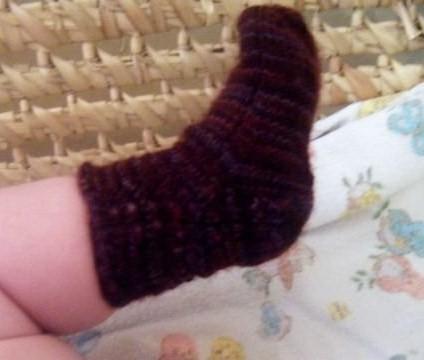 Baby Sock Win