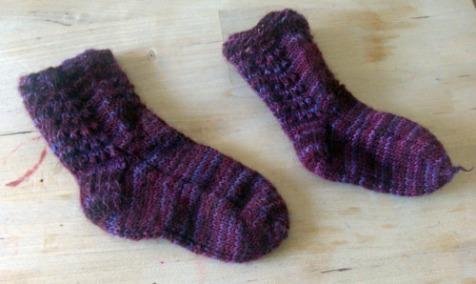 Baby Socks Fail