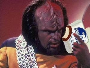 klingon klondike